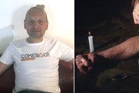 Dominik (45) propadl drogám už za komunismu: Do života ho vrátilo narození syna