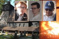Replika vyhořelého kostelíku v Gutech se stále nestaví: Chybí posudek hasičů