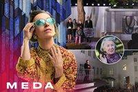 Meda: Velký osud malé ženy v představení k 100. narozeninám Medy Mládkové