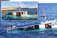 V Chorvatsku se potopila loď s dětmi! Zavinil nehodu kapitán?