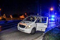 Prokletá trať! V Uhříněvsi zemřel po srážce s vlakem motorkář, nejspíš spáchal sebevraždu
