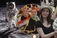 Tipy na víkend: Osahejte si kámen z Měsíce, vyrazte na Anenské poutě i na festival česneku