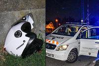 """Sebevražda na přejezdu, kde zemřela Bartošová: """"Byl to smutný muž,"""" řekla kamarádka mrtvého motorkáře"""