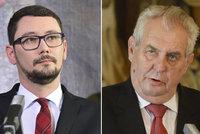 """Nový mluvčí na Hradě. Kdo teď ještě bude dělat """"Ovčáčka""""?"""