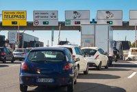 Na cestách na dovolenou si připlatíte: Nejen Rakušané zdražili dálniční známky. Co Chorvati?