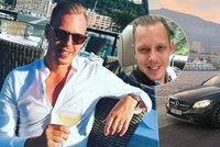 Známý podnikatel David se chlubil luxusem a úspěchy: Podvodník! Obvinila ho policie
