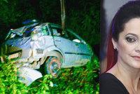 Tragédie u vily Lucky Bílé: Jeden mrtvý a tři zranění po nehodě v Otvovicích