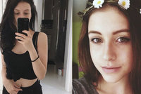 Šokující zpověď vlivné české youtuberky: Přiznala anorexii!