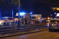 Tragédie v Podolí: Tramvaj usmrtila muže (†46), policisté hledají svědky