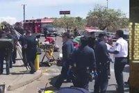 Masakr v obchoďáku: Mladík mezi regály v El Pasu postřílel 20 lidí v Texasu