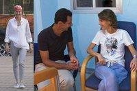 Asadova manželka porazila rakovinu. První dáma Sýrie promluvila o bolesti