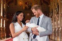 Z Archieho je starší bráška! Jak syn Meghan a Harryho reagoval na novorozenou sestřičku?