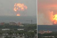 Radioaktivita na hranicích s Ruskem. Souvisí s výbuchem rakety?