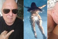 Prsatá bývalka českého milionáře točila sex před kamerou! Miloš (62) se po kopačkách rozpovídal