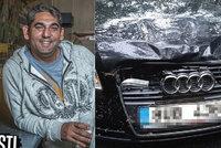 Godla z Mostu zabíjel autem: Odvez to tělo do Chomutova, utahují si z něj