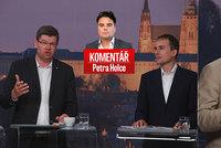 Komentář: Praha možná vymění primátora. Zbude po Pirátech jen zrušený ohňostroj, dražší bydlení a koloběžky?