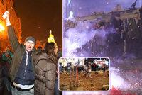 Praha bez ohňostroje: Měly by se řešit spíš dělobuchy v ulicích. Hlučí jako letadla