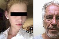 Krásná modelka Naďa (33) z Československa byla Epsteinova pravá ruka: Sháněla pro něj oběti?!