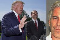 Trump nechce uvěřit sebevraždě kamaráda Epsteina (†66) a šíří konspirační teorie