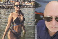 Vnadnou exmilenku českého milionáře Kanta (63) čeká životní zvrat: Začne poctivě makat?!