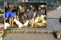 17 let od ničivé povodně. Praha má dvacetkrát víc valů a stěn, Orlík dostane nový přeliv