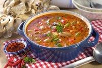 Dršťková z václavek: Zdravá polévka z houby, kterou znali už staří Číňané