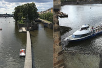 U Karlova mostu je příliš lodí. Novou komoru podporujeme, říká plavební úřad