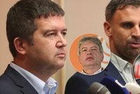 Zimola ukázal ČSSD cestu ven z vlády. Kraje v boji s Hradem podporují Hamáčka