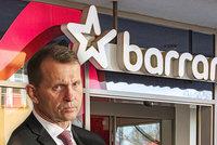 """Soukup pokutu za """"cinknutý"""" pořad platit nechce, TV Barrandov chystá žalobu"""