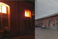 Požár hotelu na Ukrajině: V Oděse zemřelo nejméně devět lidí, další jsou zranění