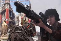 Židovská dvojčata masakrují nácky! Recenze Wolfenstein: Youngblood