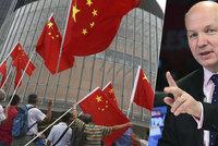 """""""Nezasahujte do vnitřních záležitostí!"""" hřmí Čína. Dopis Fischera naštval ambasádu"""