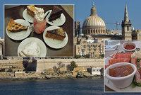 Místo, kde nezhubnete: Vítejte na Maltě, ostrově obřích porcí a kalorických bomb!