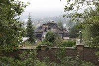 Požár Krejčířovy vily: Policie chystá výslech, případ vyšetřuje jako trestný čin