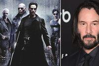 Natočí Matrix 4: Keanu Reeves se vrací!
