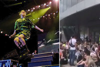 Billie Eilish hrála v Praze pro 16 tisíc lidí. Koncert u nás byl pro ni jeden z nej!