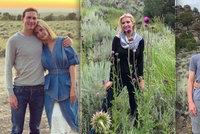 Ivanka Trumpová se chlubila snímky z dovolené. Romantiku jí opepřili kritici
