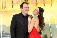 Režisér Quentin Tarantino (56) je poprvé otcem! Manželka (36) rodila v Izraeli