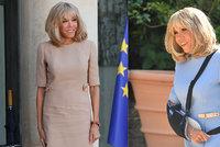 Macronová se vrátila po operaci do Paříže: Úraz na lodi? Ortézu dál kvůli fotkám skrývá