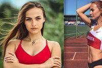 Záhadná smrt slavné atletky a modelky: Tělo Margarity (†25) leželo u silnice
