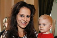Laďka Něrgešová je těhotná! Moderátorce se po letech zadařilo