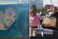Vondráčková je zpátky v Česku! Se Zonygou v patách prozradila, jak se seznámili