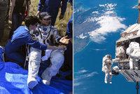 Kosmonautku obvinili z vesmírného zločinu! Spáchala první podraz na oběžné dráze?