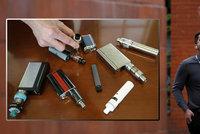 """Elektronická cigareta """"zabila prvního člověka"""": Vapování mu prý zničilo plíce!"""