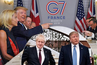 """Trump a Johnson si """"padli do noty"""": USA slíbily Británii po brexitu velkou obchodní dohodu"""