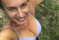 Plné košíčky houbařky Alice Bendové: Po lese pobíhala jen v podprsence