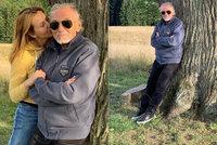 První fotky vyhublého Karla Gotta: Po měsíci dojíždění na výměny krve!