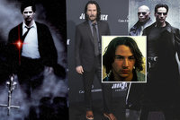 Tragický osud oslavence Keanu Reevese (55): Předávkování heroinem, autonehoda i smrt dítěte!
