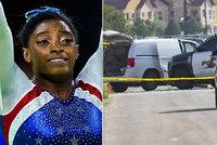 Nejlepší gymnastka světa je v šoku: Její bratr je trojnásobný vrah?!