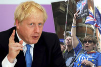 """Británie do brexitu """"stříhá metr"""". Ale parlament si dá pauzu"""